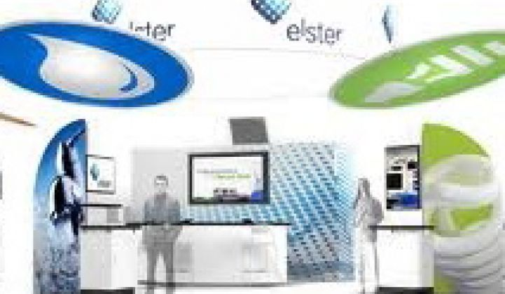 Report: Smart Meter Giant Elster for Sale, Seeking $2B