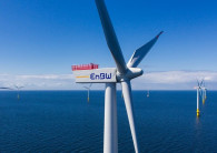 Germany set its first long-term offshore wind target of 40 gigawatts by 2040. (Credit: EnBW)