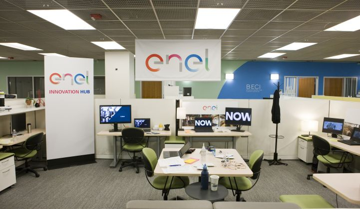 Italian Utility Enel's Quest for New Ideas Leads It to Silicon Valley