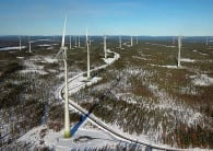An Enercon project in Ersträsk, Sweden. The OEM will need plenty more deals outside of Germany to have a happy new year. (Credit: Enercon)