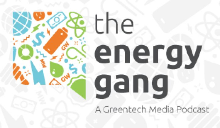 The Energy Gang: Listen to Our Inaugural Episode!