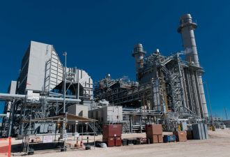 Entergy plans to use modern gas plants like Ninemile Point to replace older generators. (Photo: Entergy)
