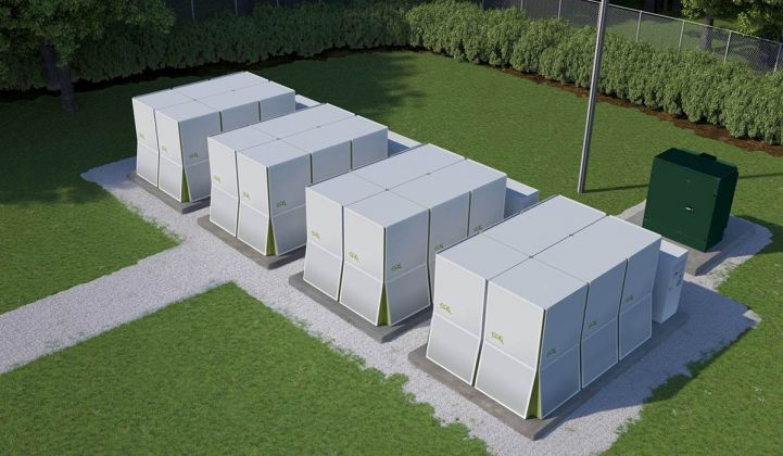 Eos Energy Storage Is Raising $23M to Scale Up Zinc-Based Grid Battery Production