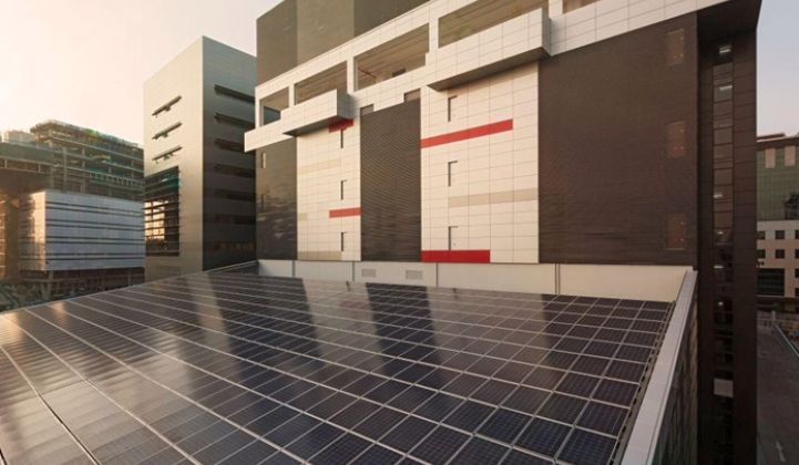 SunEdison Signs 5-Year Solar PPA With Equinix to Speed Up Development Before Tax Credits Drop