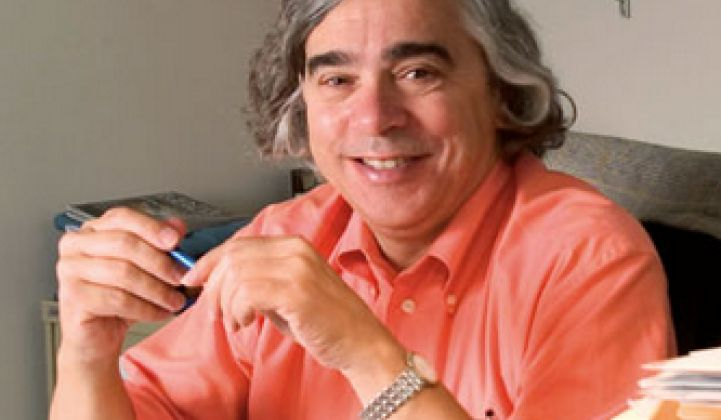 Guest Post: Ernest Moniz Has the Right Stuff for the DOE Top Post