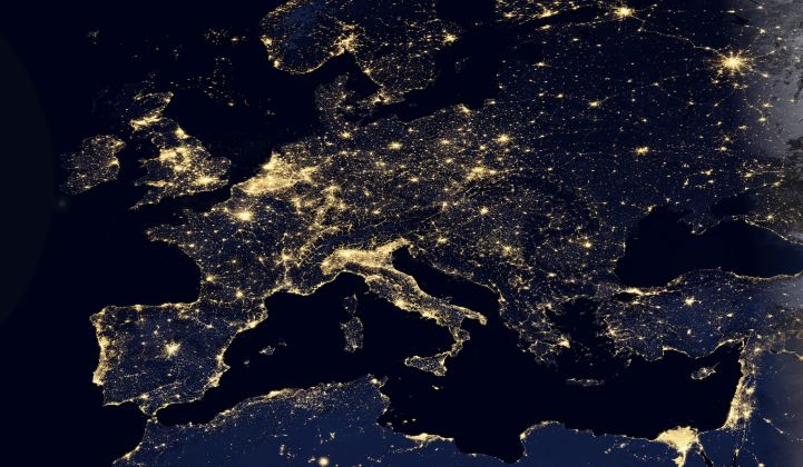 Renewables Start to Outpace Fossil Fuels on Europe's Grid