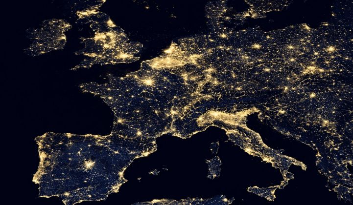 Widespread electrification could be the key to decarbonizing Europe.
