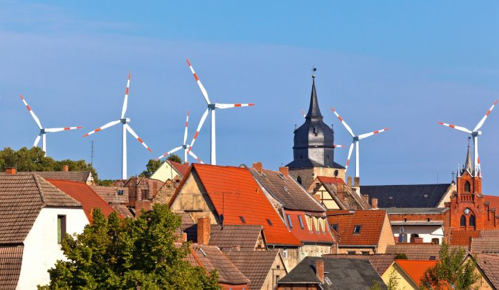 The European Union will decide on its 2030 clean energy goals later this year.