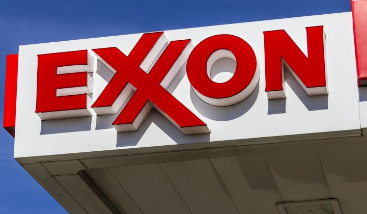 ExxonMobil, BP and Shell Sign On for Carbon Tax Plan