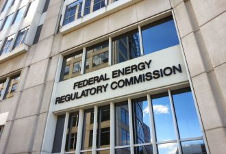 The Federal Energy Regulatory Commission is back to five members after Monday's Senate confirmation.