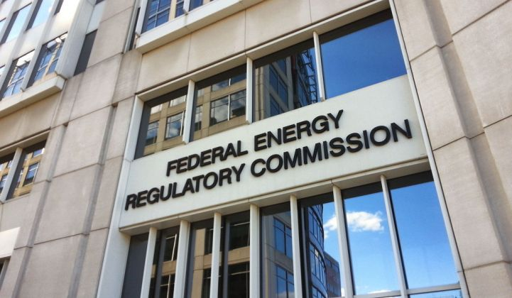 FERC Commissioners and Staff Question DOE's Push for Cost Recovery for Coal and Nuclear