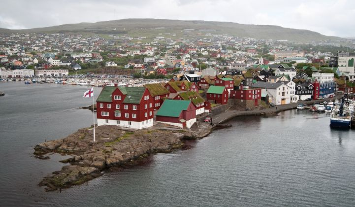 The Faroe Islands Are Getting Europe's First Lithium-Ion Battery Directly Supporting Wind