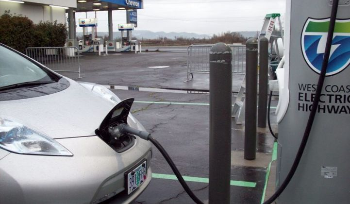 EV Charging: The Fast, the Networked and the Open for Business