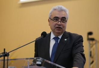 Europe lost its early advantages in solar manufacturing, says IEA's Fatih Birol. (Credit: IEA)