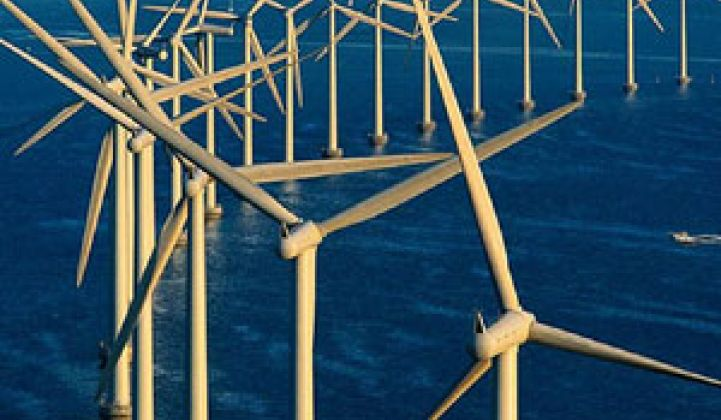Feds Divvy Up Regulating Offshore Wind and Wave Projects