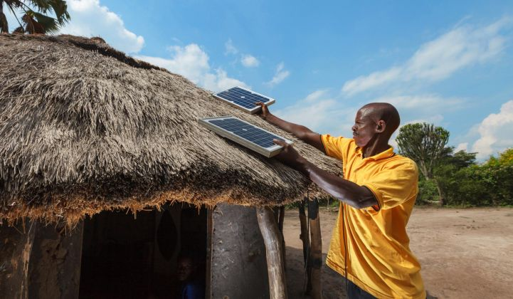 Fenix International off-grid solar energy access and Engie acquisition