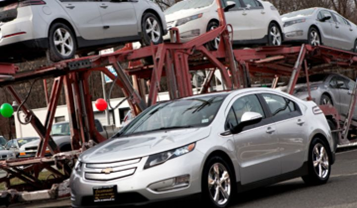 All Your Forecasts are Wrong: How Many EVs Will Be On the Road by 2015?