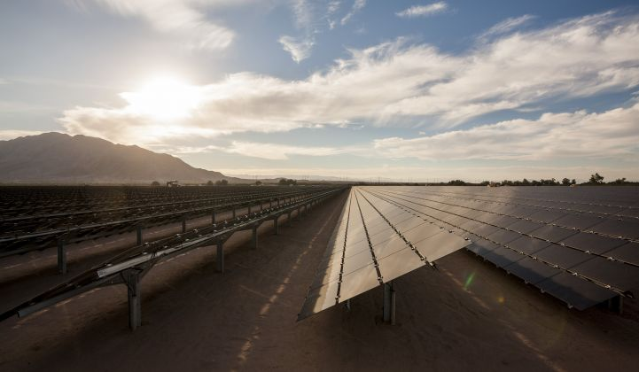More Data on How First Solar and NREL Are Balancing the Grid With Utility-Scale Solar