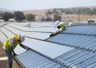 First Solar did not admit liability in the settlement.