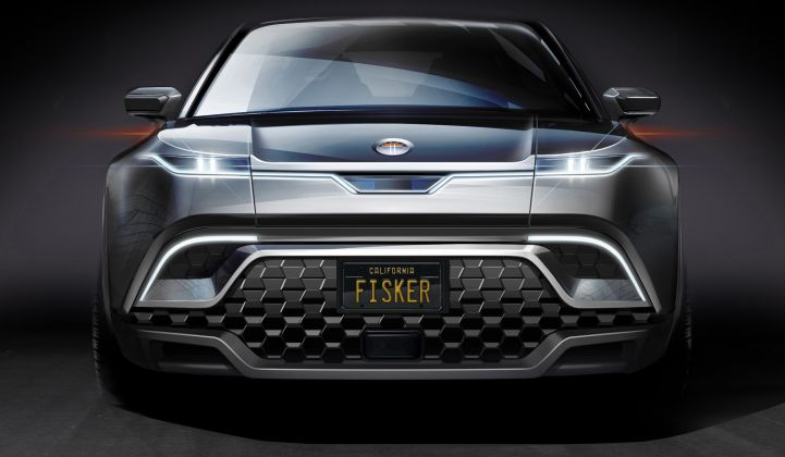 Henrik Fisker S Newest Ev Effort Targets An Affordable Suv