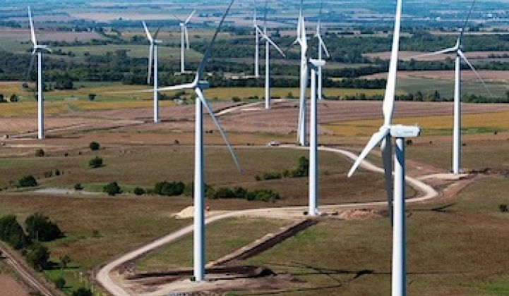 Wind Picks Up as Coal Declines in the Midwest
