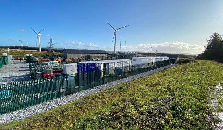 Ireland's grid is grappling with increasingly large penetrations of renewables.