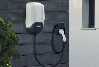 Hooked up: The evolution toward unified charging networks is a sign of industry maturation. (Credit: Ford)