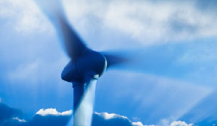 Funding Roundup: Wind Power Finds Funding a Breeze