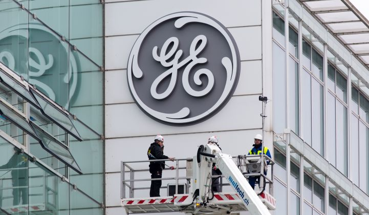 General electric announced another reorganization -- and another attempt at focus.