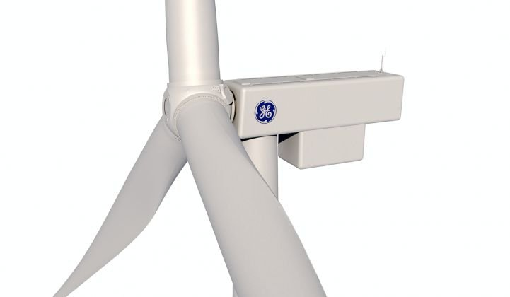 GE Unveils a Bigger, Better Onshore Turbine Aimed at European Customers