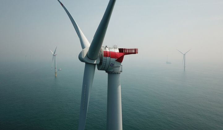 GE has struggled to gain market share in the hyper-competitive offshore wind turbine market.