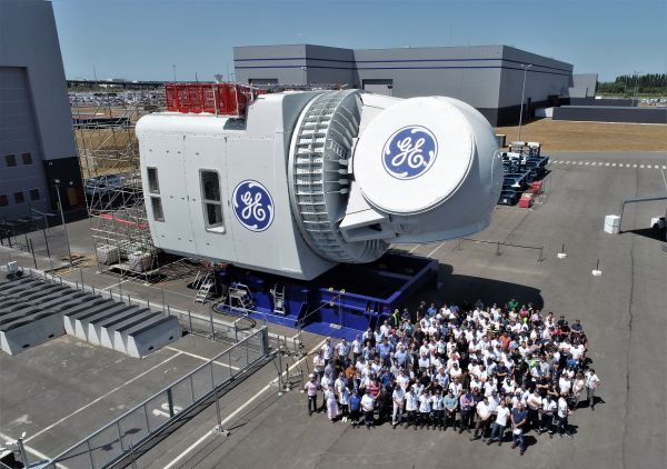 'Inevitable' that GE Brings Offshore Wind Manufacturing to the US