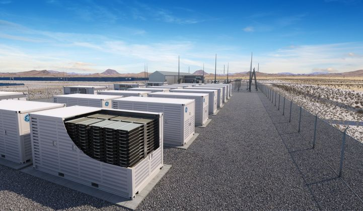 A long-awaited validation for GE's energy storage program.
