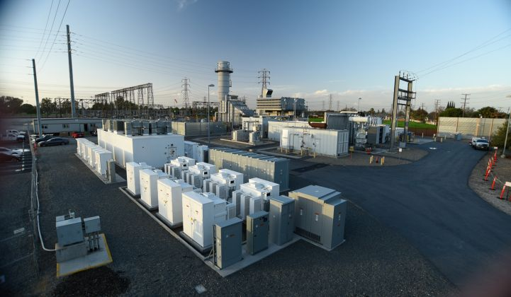 The new energy storage unit will operate like an incubator within the larger company.