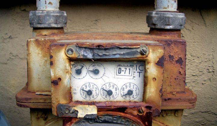 Are gas meters doomed in SMUD territory?