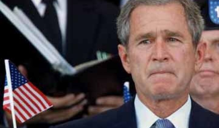 George Bush: Wind Advocate or Blowhard?