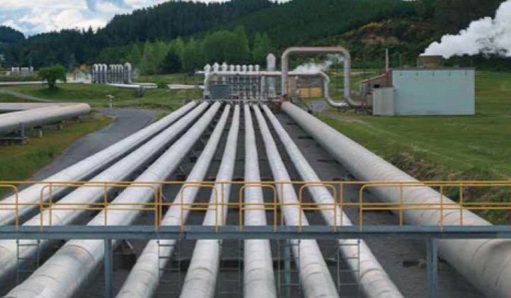 The Status of Global Geothermal Power Development