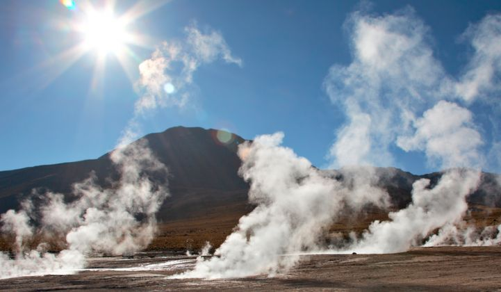 Why hasn't geothermal shown hockey-stick growth?