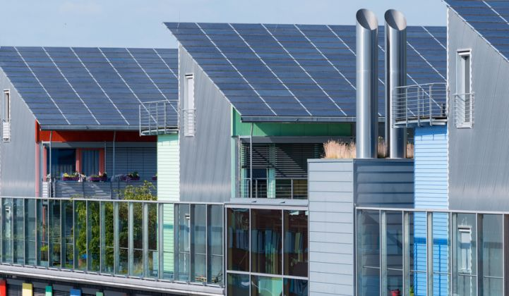 Germany's Solar Market Returns to Growth, But Not Leadership