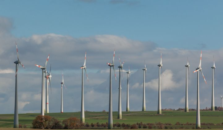 German wind farms are getting a new financial lease on life.