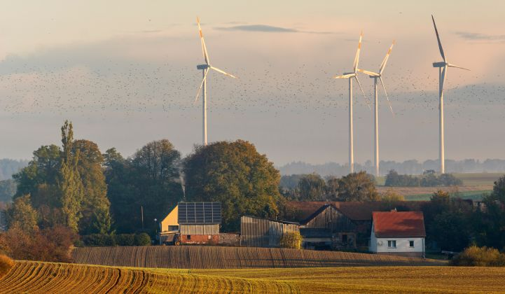 Despite recent challenges, Germany remains Europe's leading producer of wind power.