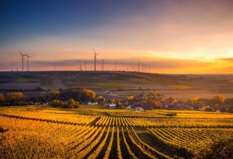 Germany: wind power exporter.