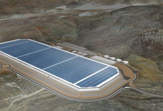 Elon Musk says battery projects will soon be developed at the gigawatt-hour scale.