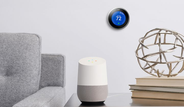 Google Nest and Leap are linking smart thermostats to California's energy markets.