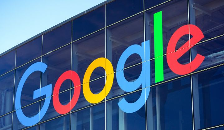 Google announces biggest ever corporate purchase of green energy in history