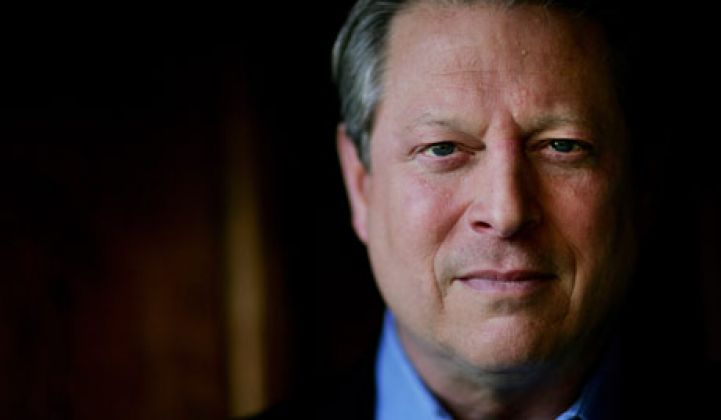 Al Gore's Inconvenient Greentech Truth