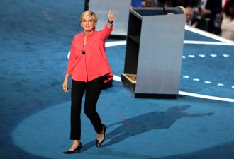 Former Michigan Governor Jennifer Granholm officially joins the Biden cabinet.