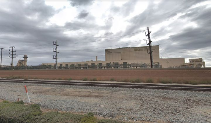 Will the Grayson power plant be replaced with batteries, solar and demand response?