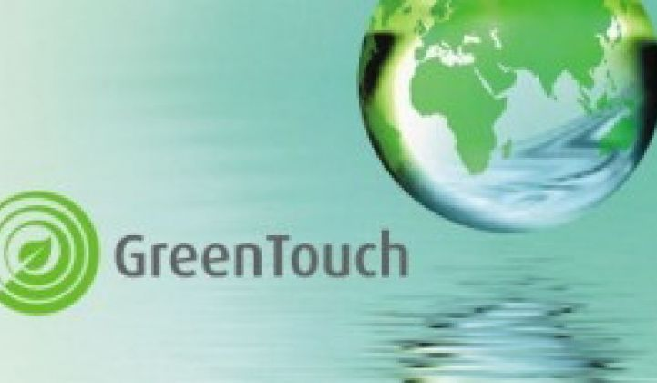 GreenTouch Plots the Super-Efficient Global Network