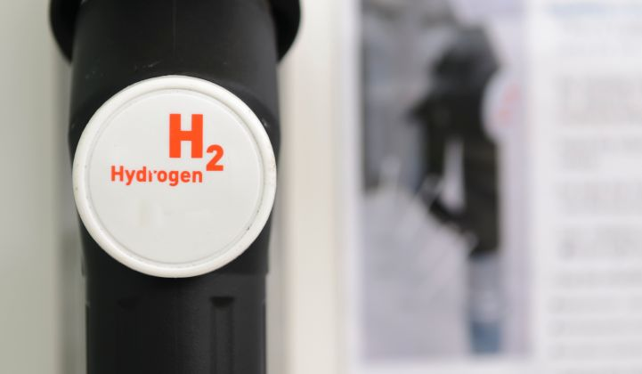 Shell, BP, Ørsted and RWE are among the major energy companies to have shown interest in green hydrogen.
